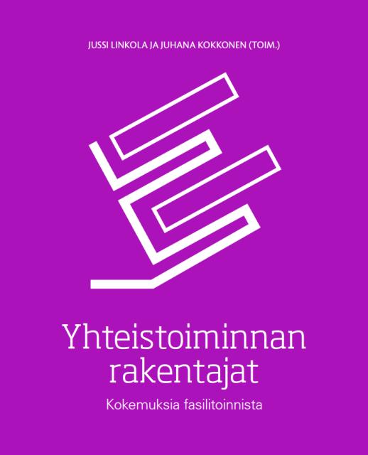 Yhteistoiminnan rakentajat -kirjan kansi.