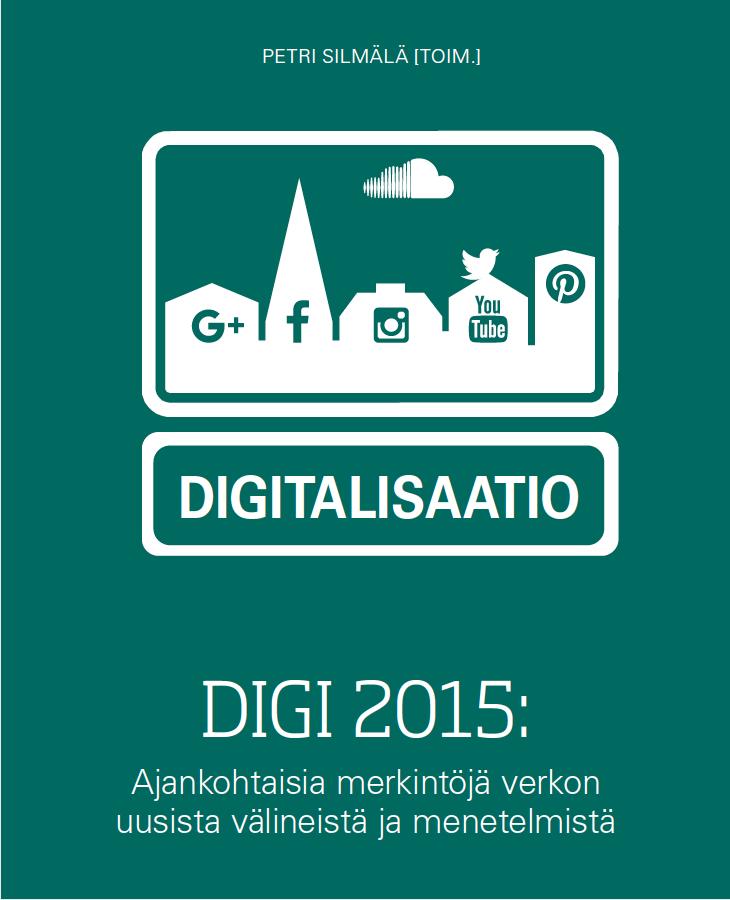Digi 2015 -mikrokirjan kansi, tekijä Riikka Sohlman (CC BY).