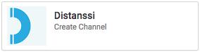 Distanssin YouTube-kanava