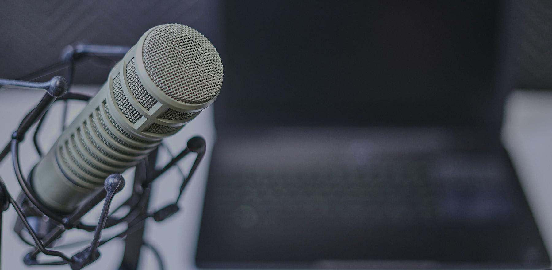 Mikrofoni ja tietokone